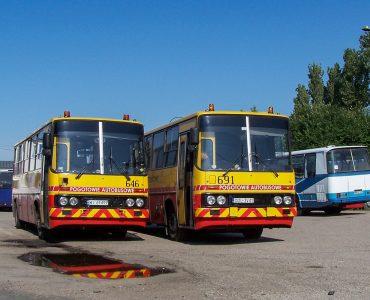 ikarusy 280/A nr 646 i 691