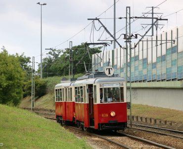 tramwaj typu 4Nj nr 838