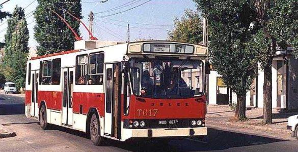 Warszawskie trolejbusy (cz. II)