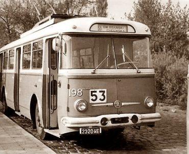 Warszawskie trolejbusy (cz. I)