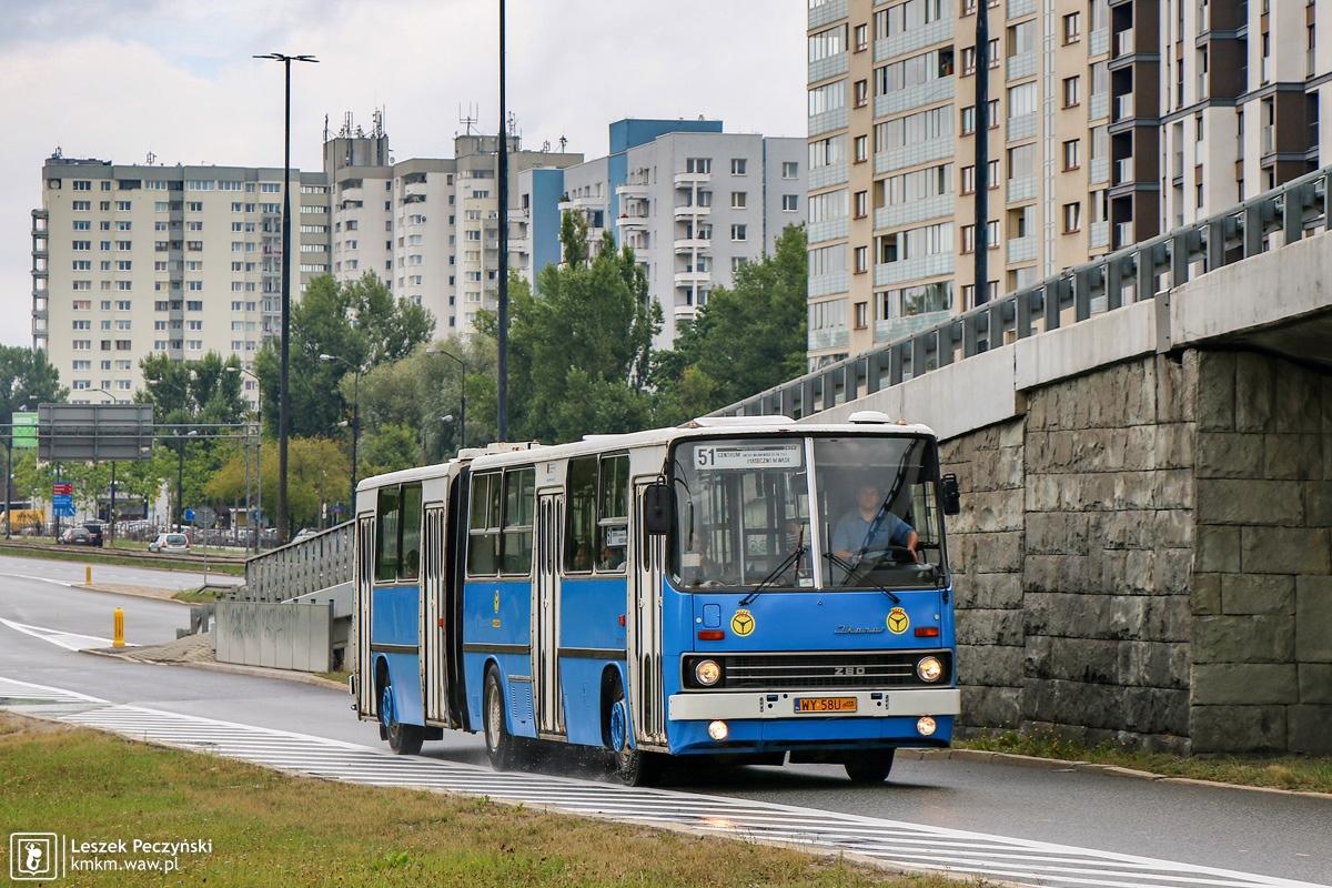 Ikarus 280.02 w barwach PKS