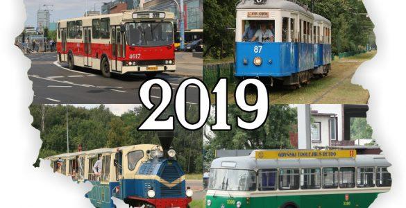 Linie turystyczne w Polsce 2019