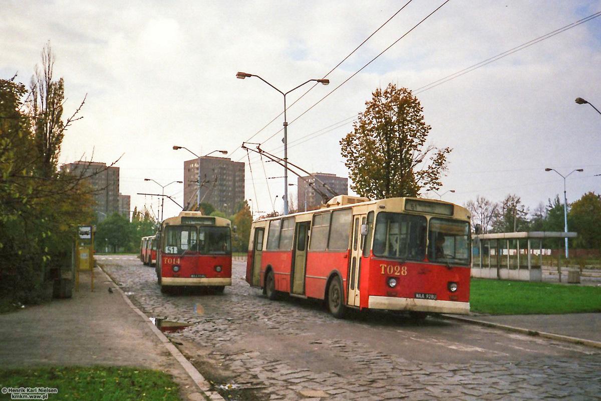 Trolejbusy ZIU-9, fot. Henrik Karl Nielsen