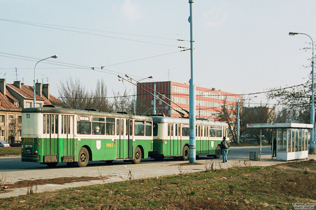 Przyczepa do trolejbusu Saurer, fot. Marcin Stiasny