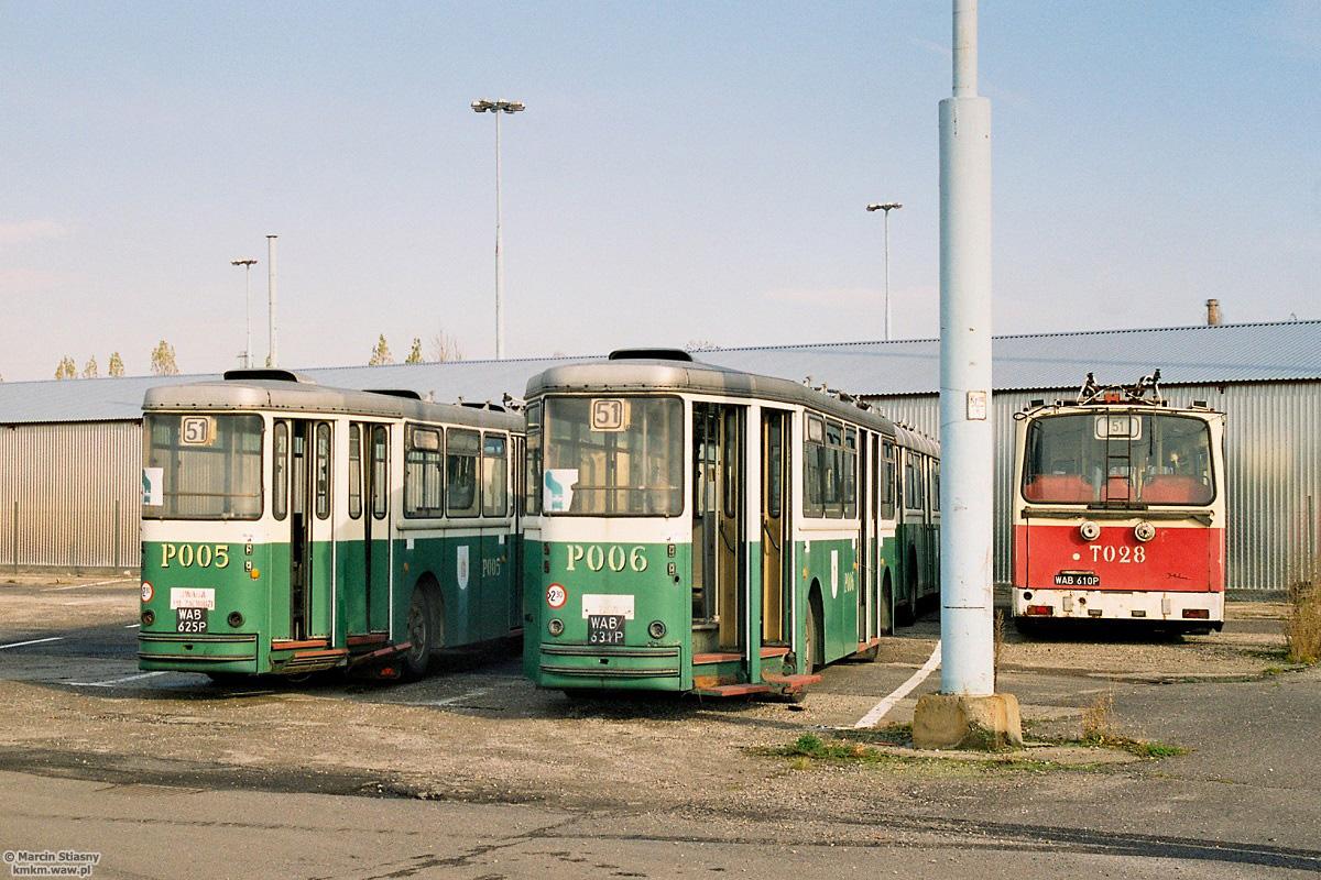 Trolejbusy po pięciu latach stania, fot. Marcin Stiasny