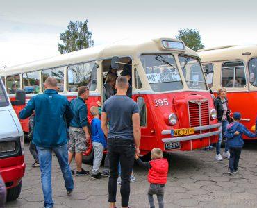 140 lat komunikacji w Szczecinie