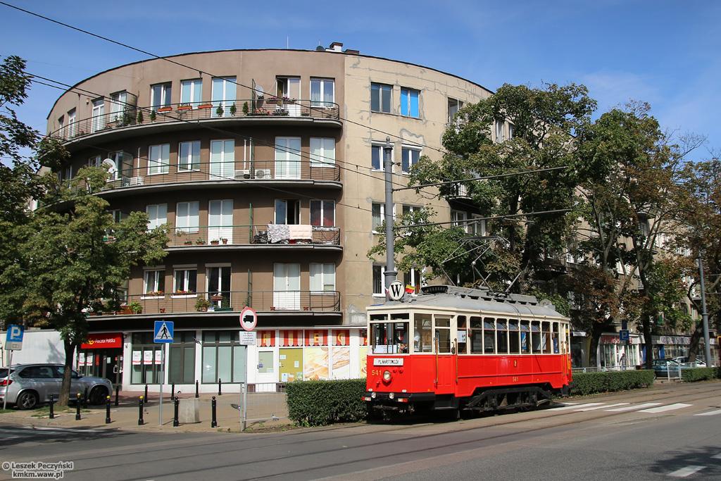 wagon Lw nr 541