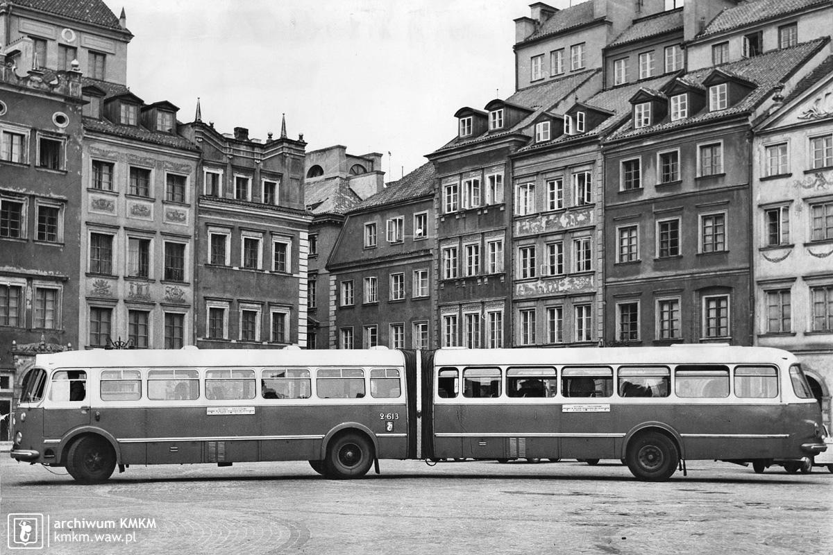 przegubowy autobus AP-62