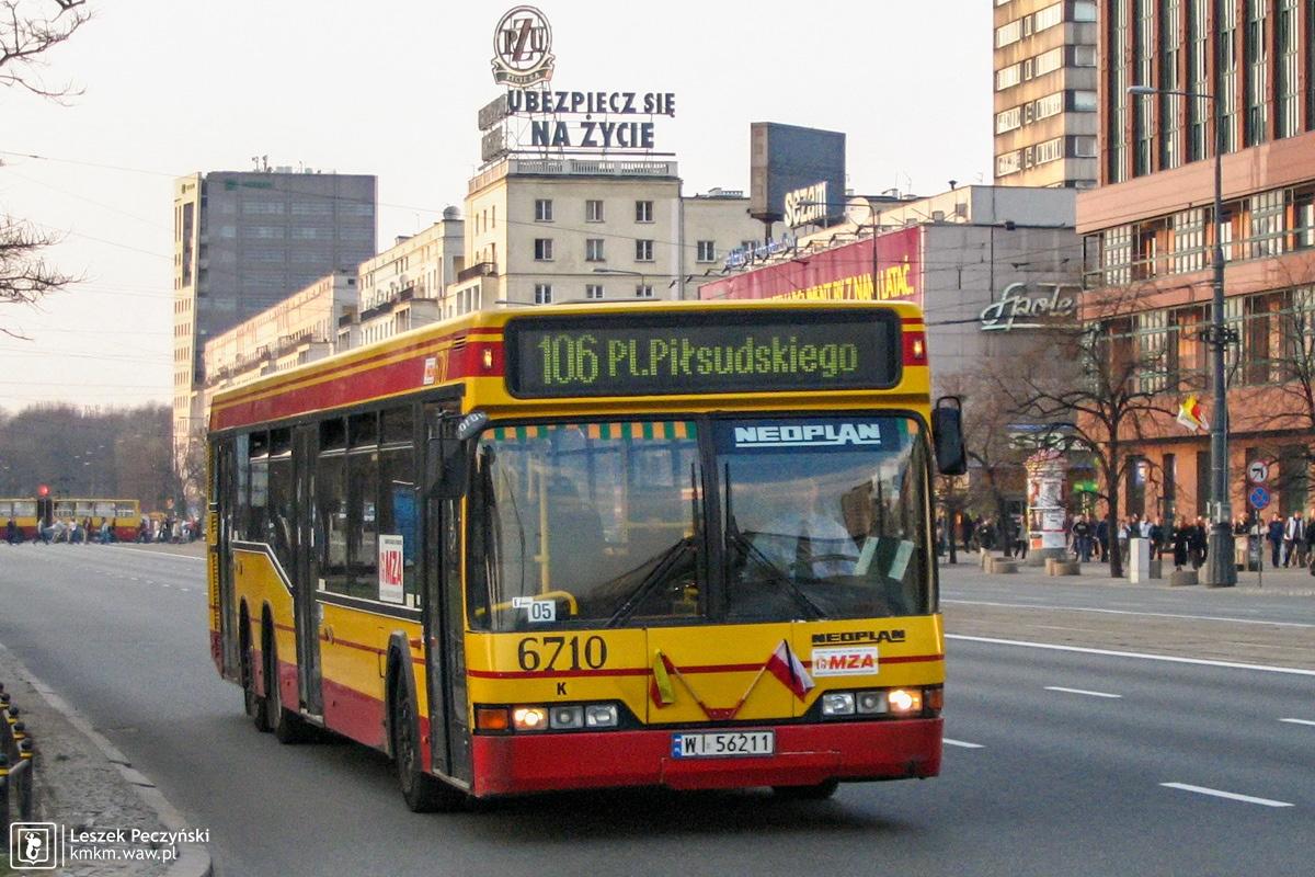Neoplan N4020 nr 6710
