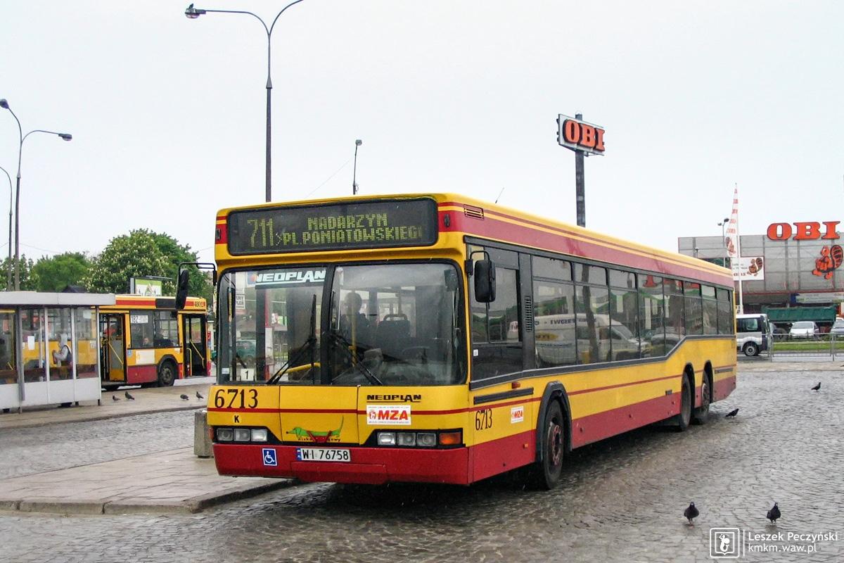 Neoplan N4020 nr 6713
