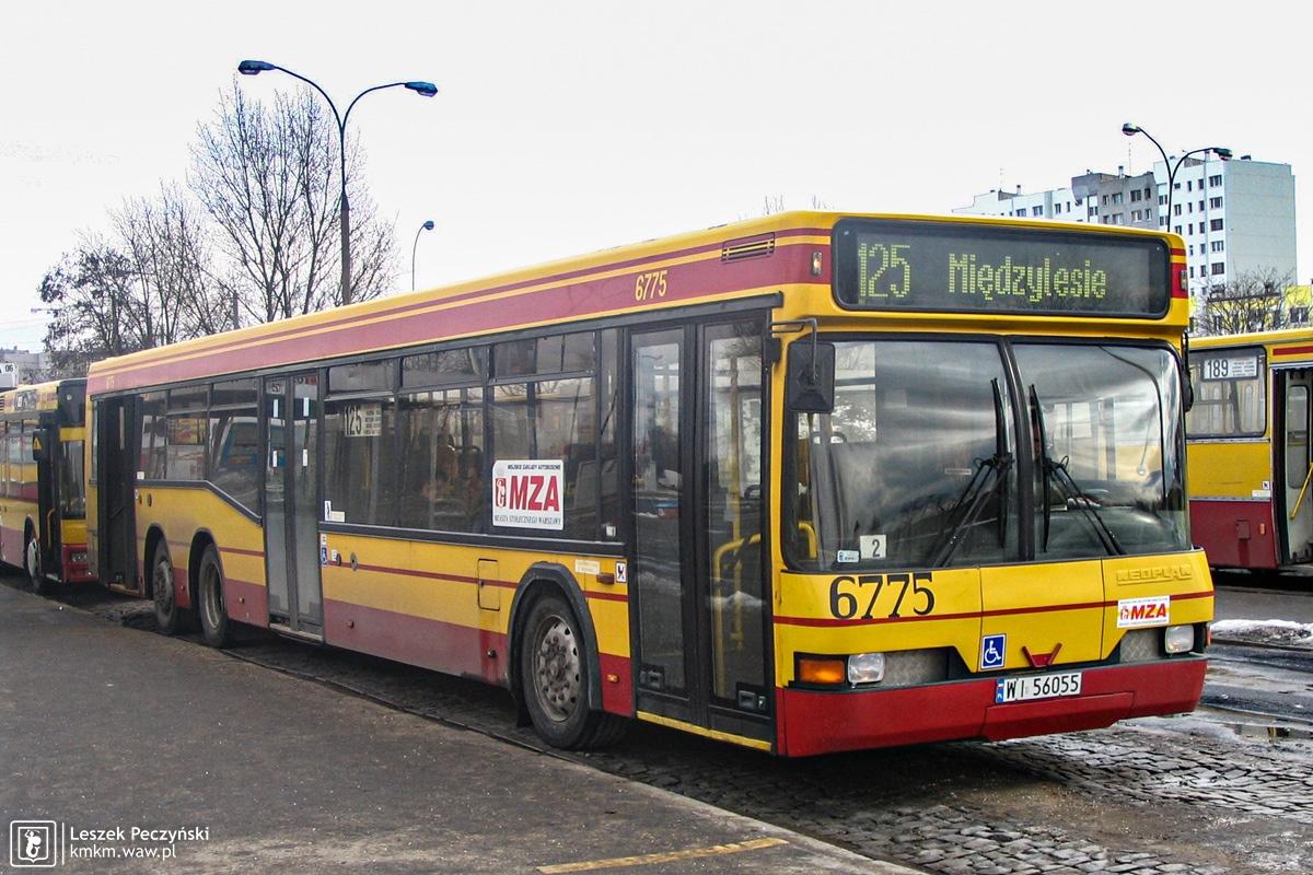 Neoplan N4020Td nr 6775