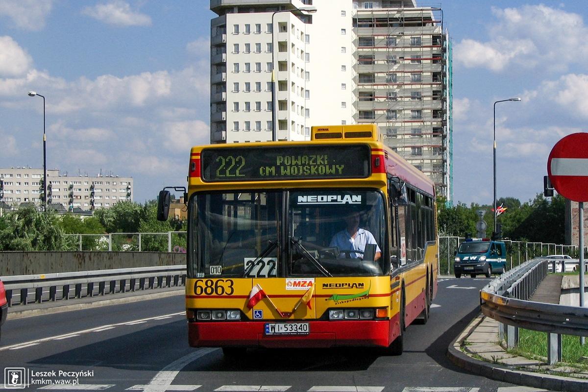 Neoplan N4020Td nr 6863