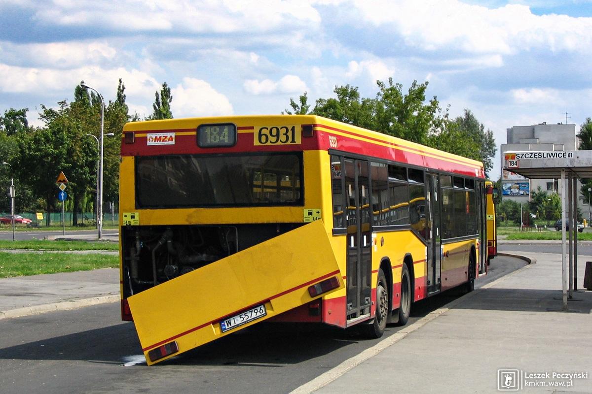 Neoplan N4020Td nr 6931