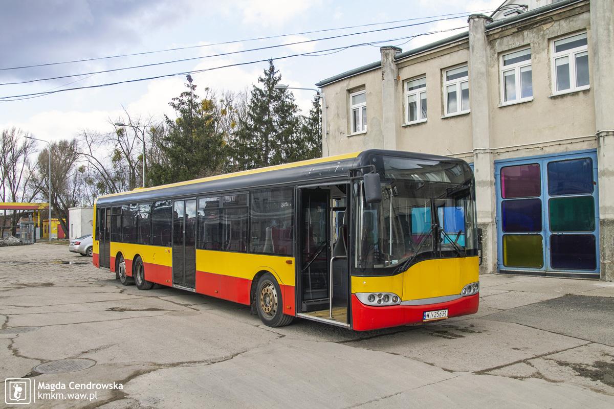 Solaris Urbino 15 nr 8731 - widok z prawej strony