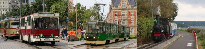 banner linii turystycznych: Poznań