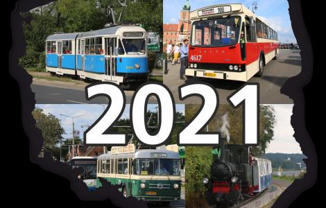Linie turystyczne w Polsce 2021
